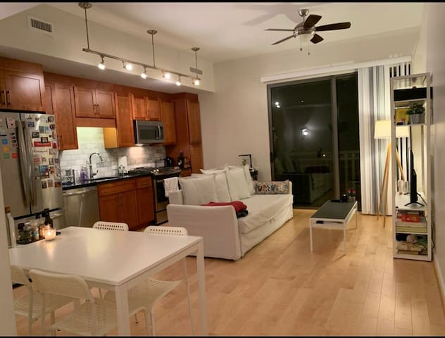 !Sunny, modern apartment in Uptown D.C