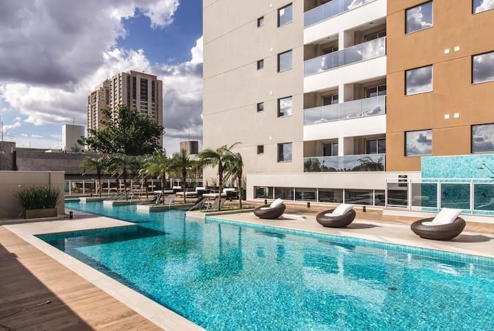 Apartamento de Alto Padrão HUB 302