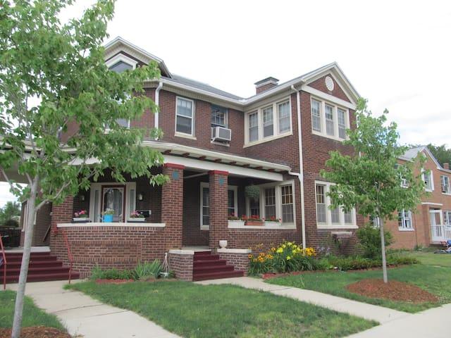 Baldwin House - Streator - Maison