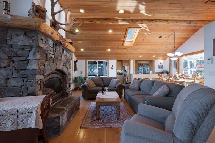 Luxury Mtn Home/Amazing Lake Views/Family Friendly