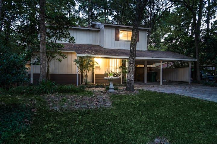 3BDRM Woodlands Patio Home - Spring - House