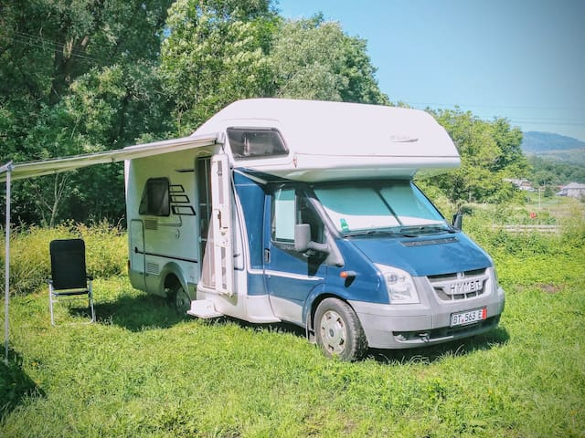 WILMA: the ultimate Transylvanian Camper