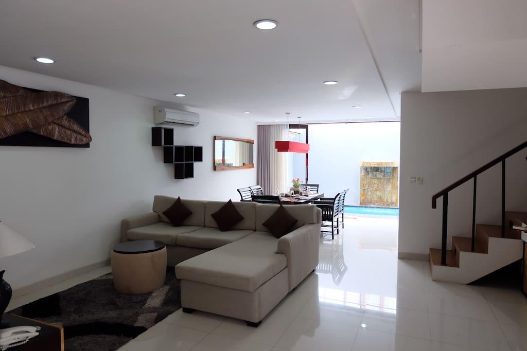 Living room house 25