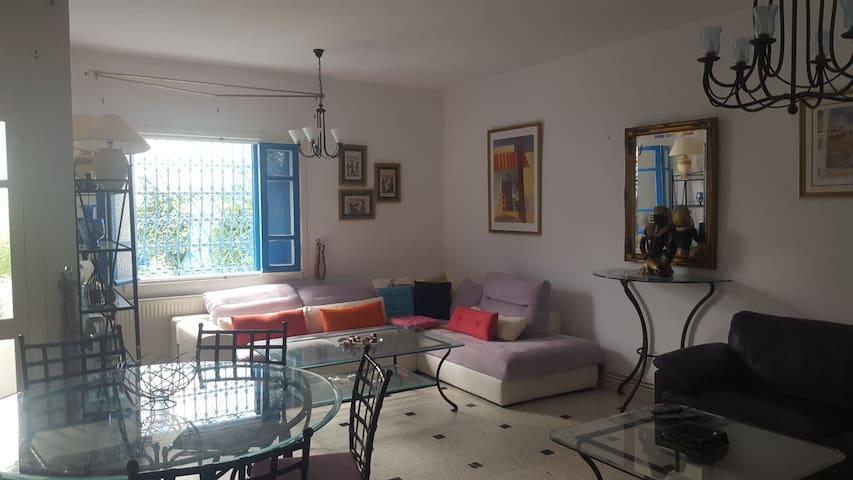 magnifique appartement hammamet(150m de la plage)