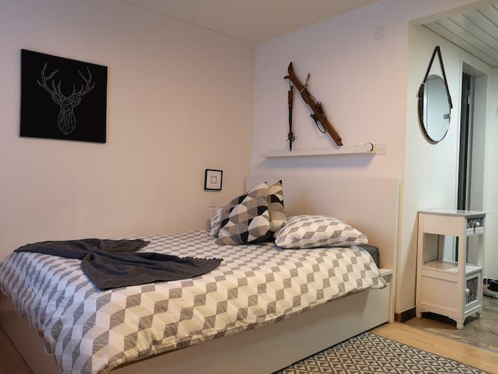 Zermatt: superbe studio cosy pour 2 personnes