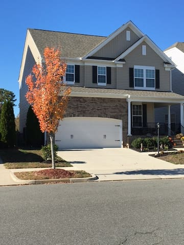 Second b'room, family home, quiet neighborhood - Mechanicsville - Hus