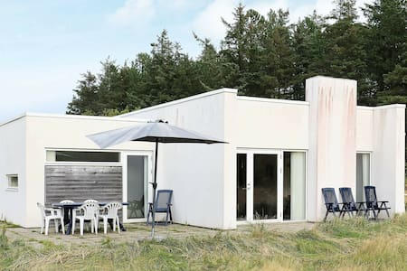 Charming Holiday Home in Ålbæk With Indoor Whirlpool