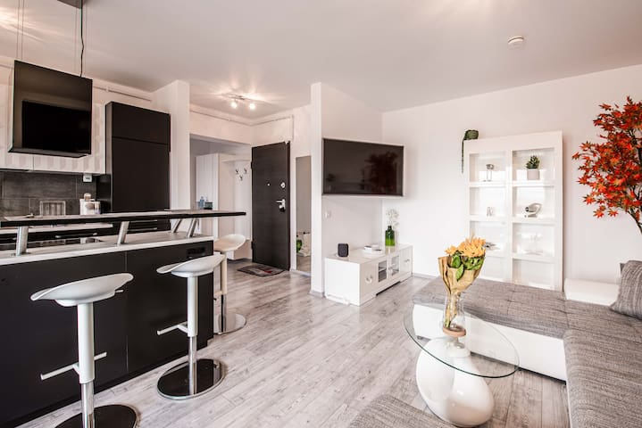 Luxury 2-Room Penthouse Plaza Residence P1