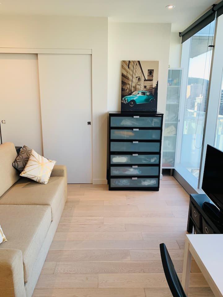 Charming Studio in the Heart of downtown Montreal