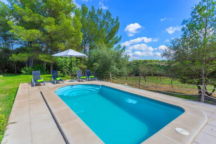 CA NA RAFELA - Villa for 4 people in Lloret de Vistalegre.