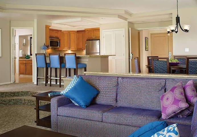 Coachella '17 - Marriott - Sleeps 5 - Palm Desert - Appartement