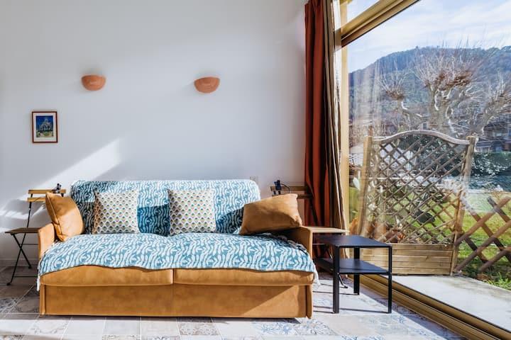 Le Garibaldi - Studio cosy Sospel