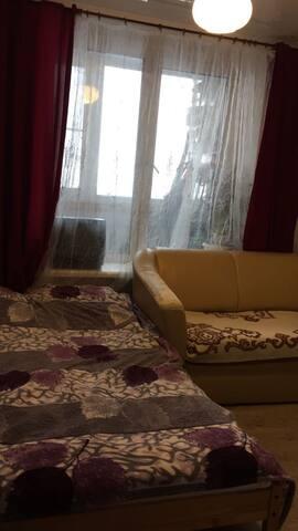 Каефовая уютная комната в Подмосковье и Москве