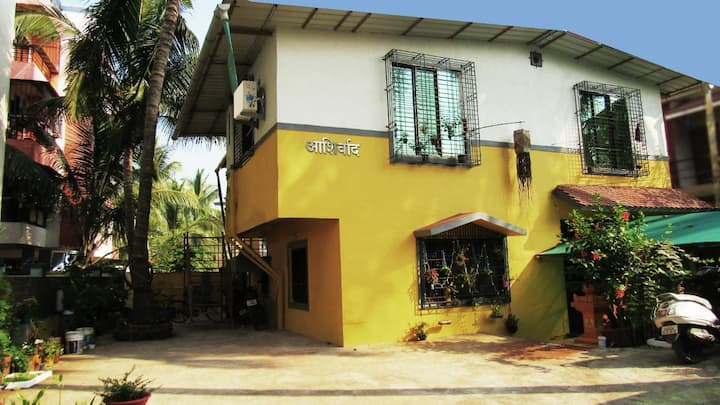 """Ashirvad cottage Alibag"""