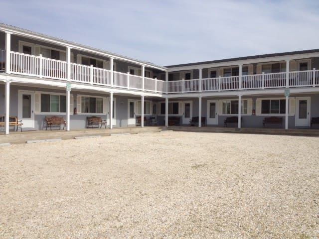 Ocean block condo - Lavallette - Apartment