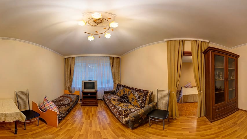 Apartment in quiet area in Riga - Riga - Pis
