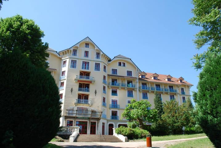 Studio Superieur 2 personnes proche Chambery - Allevard - Apartment