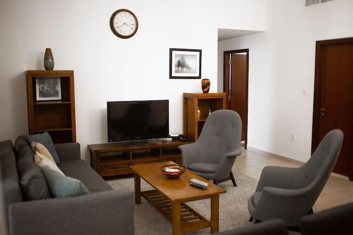 Комната в апартаментах