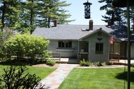All season modern spacious Lake house - Sebago