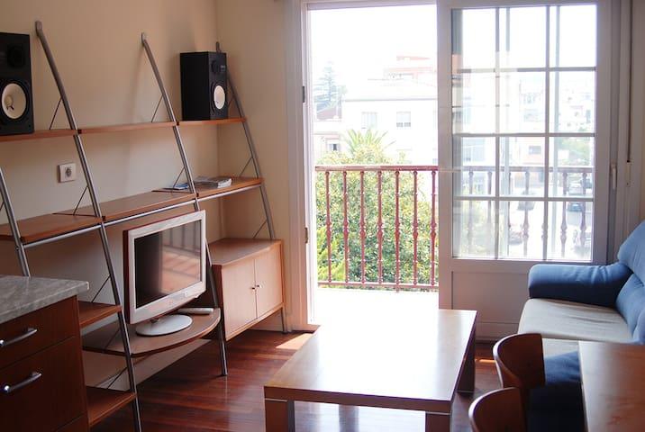 Moderno apartamento en Puebla - A Pobra do Caramiñal