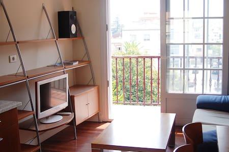Moderno apartamento en Puebla - A Pobra do Caramiñal - Квартира