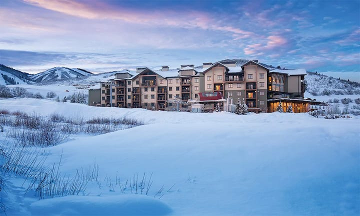 1 Bedroom Condo at Wyndham Park City Resort