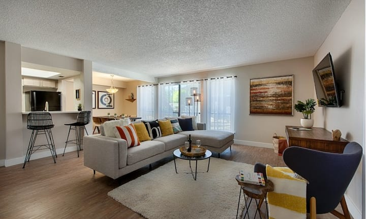 Rest easy and live life | 2BR in Phoenix
