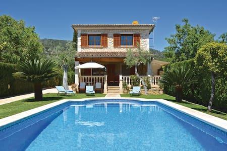 Bonita casa estilo rústico Mallorquin