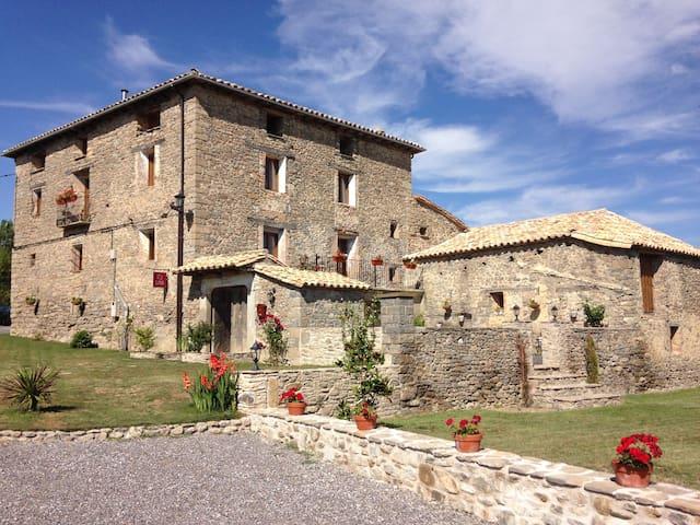 Casa Lascorz - 'La Iglesia' - double room