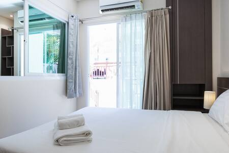 Comfort & cozy @ heart of Patong - Patong - Apartment