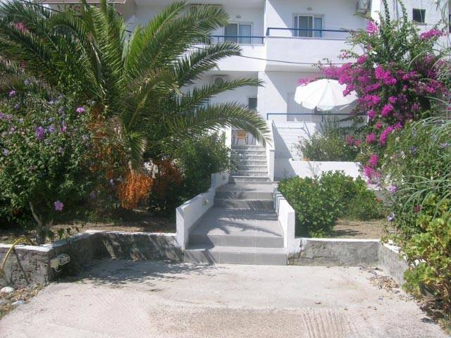 Sea view apt for 4 in Kiotari (2) - Rhodes - Leilighet