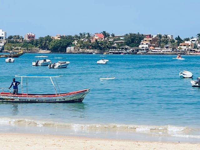 Terranga et douceur à Dakar