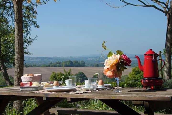 Vakantiewoning in het Loiredal