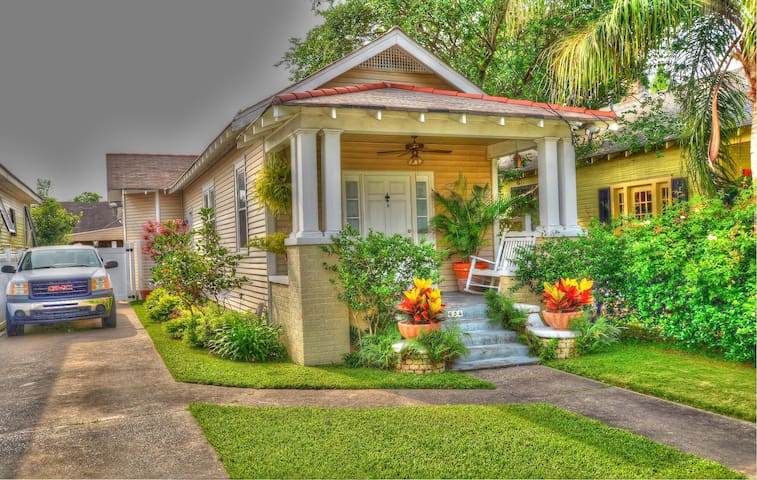 Luxury New Orleans Single-Family Home in Old Arabi - Arabi - Rumah