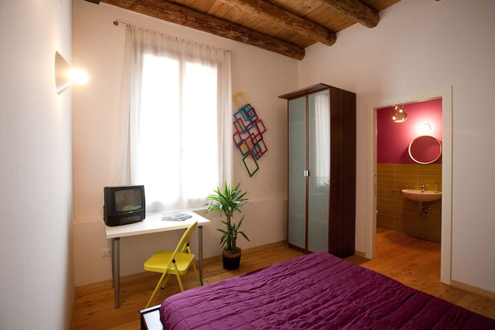 B&B Borgo Castello - camera Contemporary