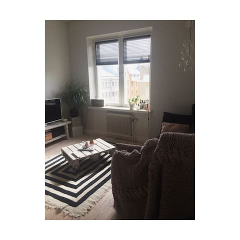 Cool apartment close to everything! - Helsinki - Departamento