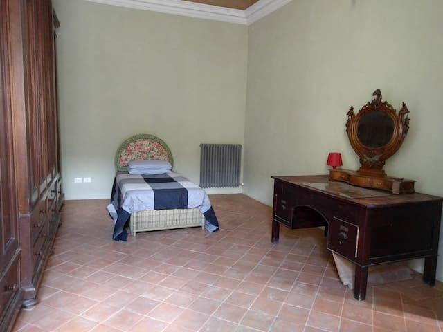 Stanza in un appartamento del XVIII nel Corso - Fossombrone - Daire