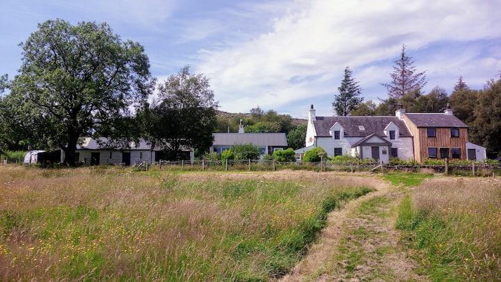 Old Kyle FarmHouse, Isle of Skye