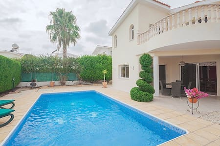Villa Mandria sunset - 3 Bed & pool - Mandria - Hus