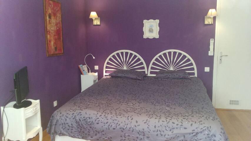 Appartement au calme Port de Nice - นีช - บ้าน