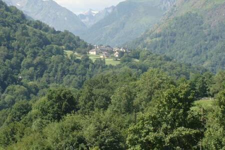 Gîte de montagne La Naouda 2 - Bun