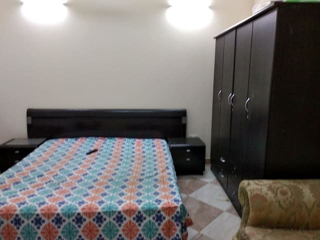 Big Furnished Studio same like Hotel Appartment