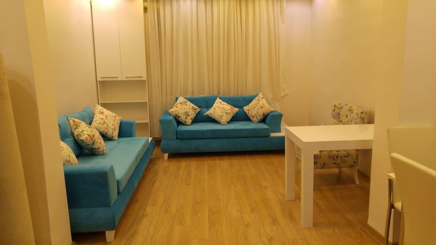 1+1 kiralık daire - Şişli - Apartamento