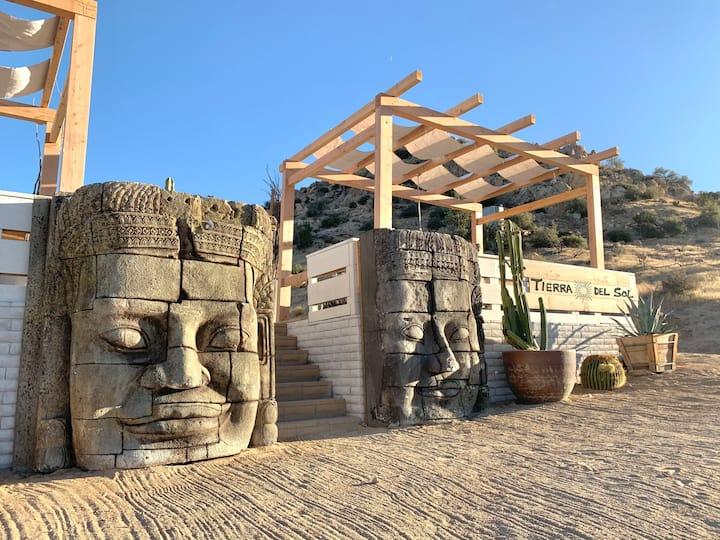 Tierra Del Sol: 133 acres w/ views, pool & jacuzzi