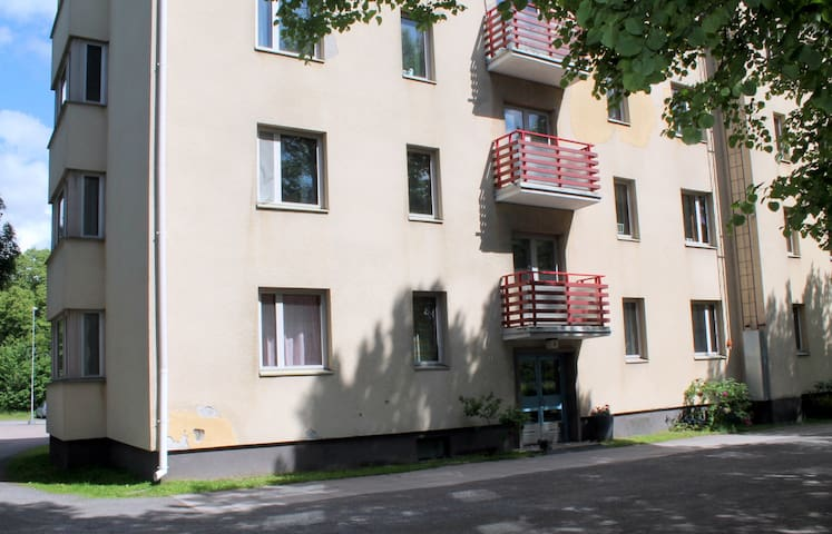 Forenom two bedroom apartment in Turku