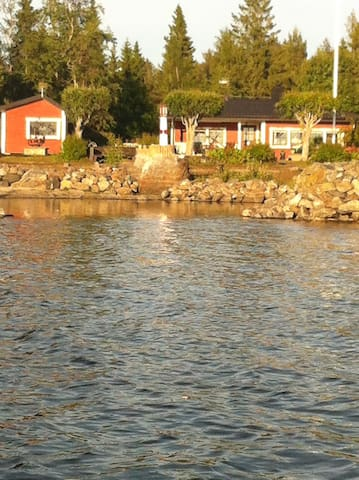 Havspärlan Hökaren - Umeå SO - Mökki