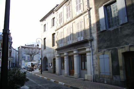 Typisch Frans herenhuis in Quillan - Quillan - Casa