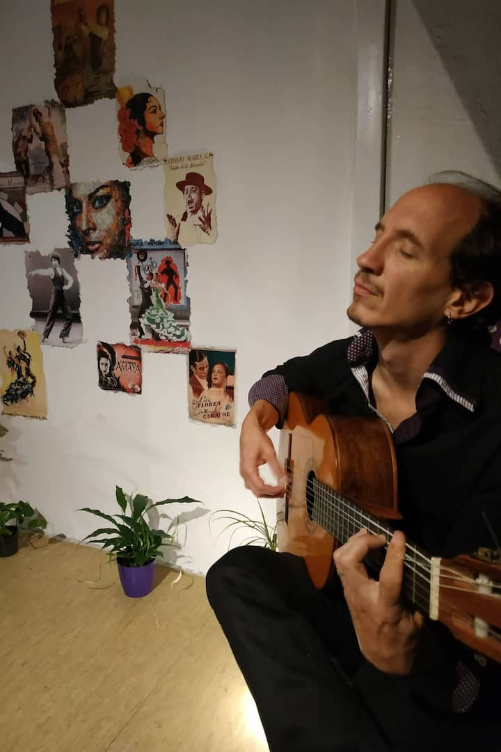 Discover the amazing sounds of flamenco.
