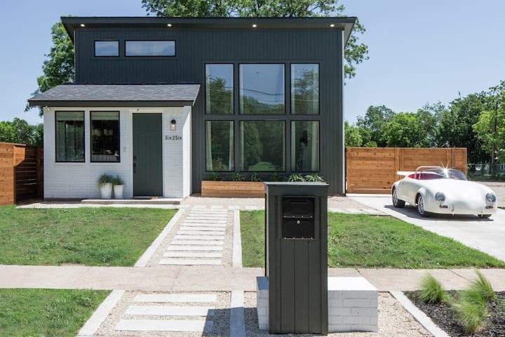 Waco's Premier Designer Home - 3 Min from Magnolia