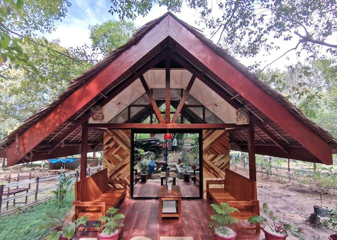 Modern Bahay Kubo in San Vicente